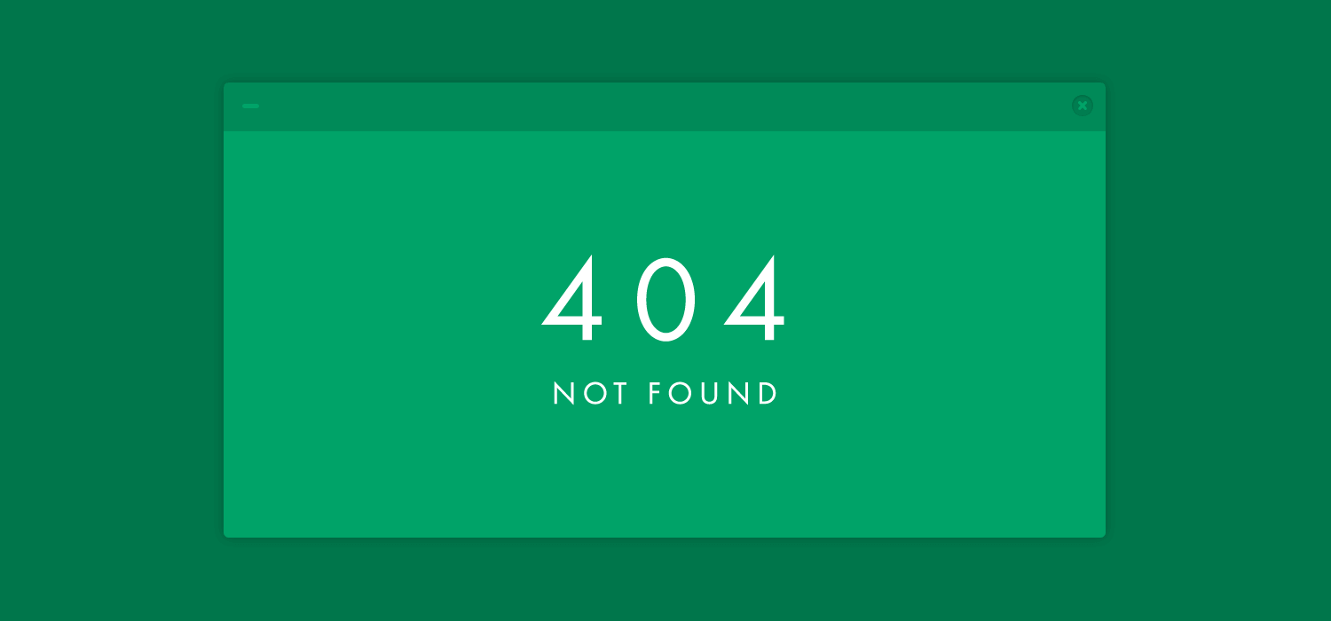 404 not found tracking plugin