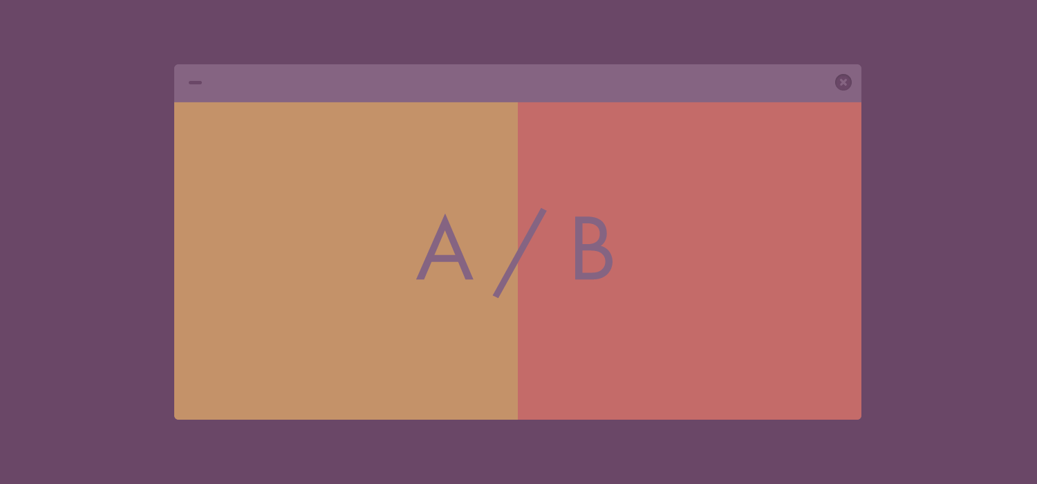 How to setup an A/B test on WordPress without a plugin