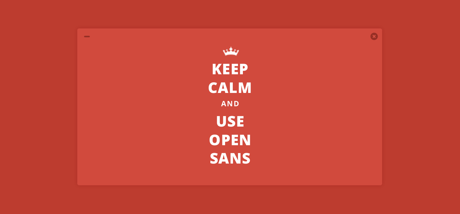 How to bring back the old OpenSans font in WordPress 4 6